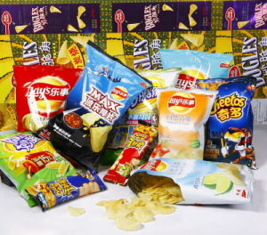 VMPET for Fried Chips Bag Bags/ Metalized Pet for Making Fried Chips Bags pictures & photos