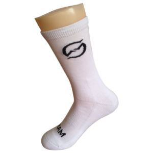 Cottn Terry Arch Support Sports Socks for Running (ass-05) pictures & photos