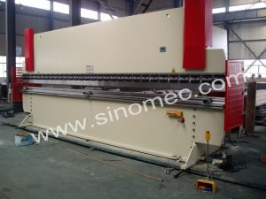 Plate Bending Machine; Hydraulic Bending Machine Wc67k-200t/3200 pictures & photos