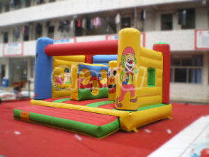 Children Jumping Cartoon Inflatable Castle Chb130 pictures & photos