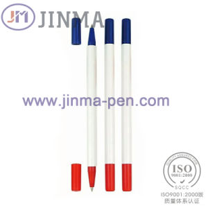 The Promotion  Plastic  2 in 1 Ball Pen Jm-M023