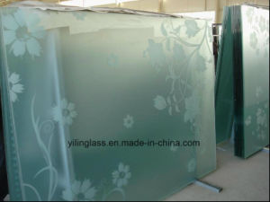 High Quality Toughened Shower Screen Glass with Australian Certificate pictures & photos