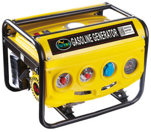 Electric Good Generator for Home Use Power Generators AC Petrol and Gas Generator pictures & photos