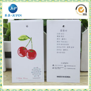 Lowest Price Paper Contoh Hang Tag (JP-HT059) pictures & photos