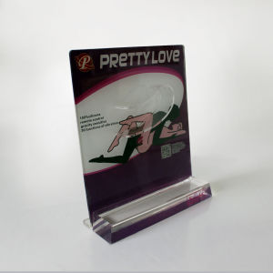 Adult Products of Acrylic Display, Acrylic Sextoy Holder pictures & photos