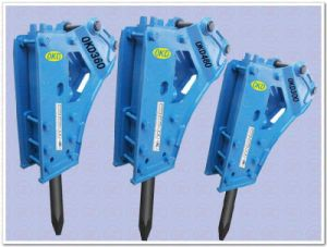 Hydraulic Rock Breaker with CE for Excavator Hydraulic Breaker pictures & photos