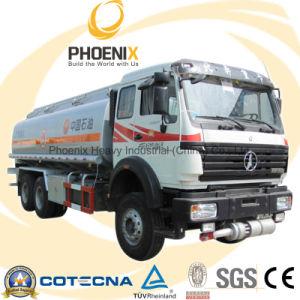 6X4 20cbm Euro3 North Benz Fuel Tank Special Truck pictures & photos