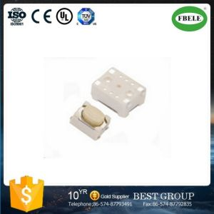 White Silica Gel Cigarette Lighter Touch Push Tactile Switch pictures & photos