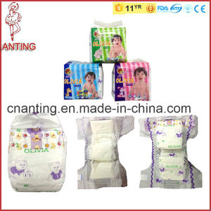 Olivia Baby Diaper, Breathable Baby Diaper, Hot Selling in Bulk pictures & photos