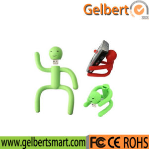 Customize Cartoon Matchman Shape USB Flash Drive for Promotion pictures & photos