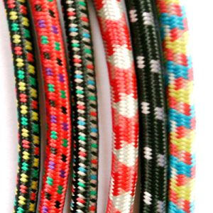Mixed Colors Fabric Braided Cable pictures & photos