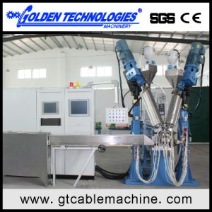 China Wire Cable Coating Machine Equipment pictures & photos