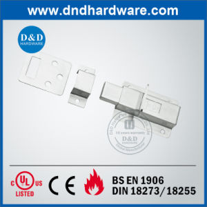 Stainless Steel Hardware Flush Bolt for Door with UL Listed (DDDB013) pictures & photos