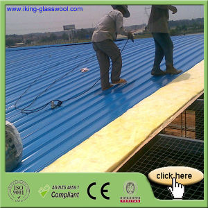 Roofing Fiber Glass Wool with Aluminum Foil pictures & photos