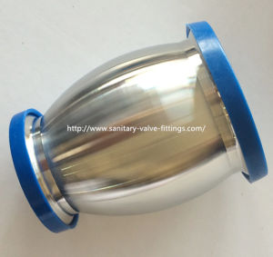 50mm to 38mm Stainless Steel Reducer Ball Type Hygienic Check Valve for Milk Equipment pictures & photos