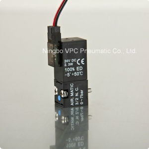 15mm Micro Solenoid Valve for Sock Knitting Machine pictures & photos