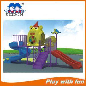 Amusement Park Outdoor Plastic Slide Equipment in Wenzhou pictures & photos