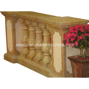 Granite Column and Stair Baluster pictures & photos