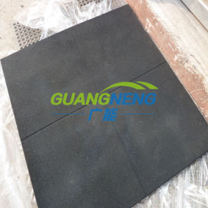 EPDM Colorful Rubber Paver, Recycled Rubber Flooring, Playground Rubber Tiles pictures & photos