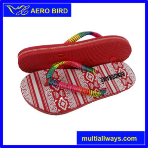 New Arrival Fashion PE Footwear Slipper for Women pictures & photos