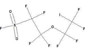 5-Iodooctafluoro-3-Oxapentanesulphonyl Fluoride CAS No. 66137-74-4 pictures & photos