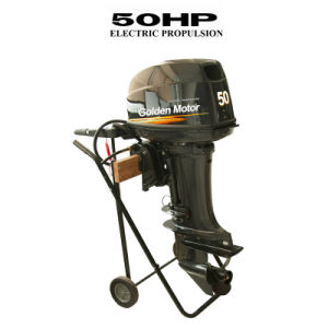 50HP Electric Propulsion Outboard, Electric Outboard Motor pictures & photos