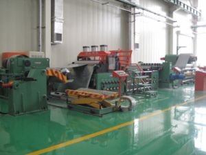 Silicon Steel Slitting Line of 120m Per Minute Xe1250GS4