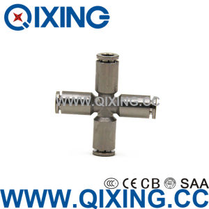 Stainless Steel Push to Connect Fittings Air Fittings pictures & photos