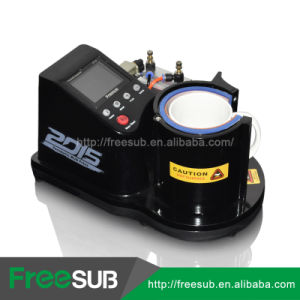 Freesub New Sublimation Pneumatic Mug Heat Transfer Machine (ST110) pictures & photos