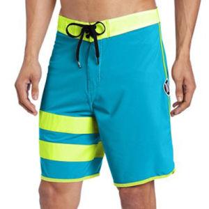 Men′s Board Shorts Hot Fashion Stripe Beach Shorts