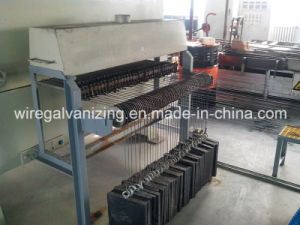 Muffle Type Gas Fired Alloy Steel Wire Bright Annealing Furnace pictures & photos
