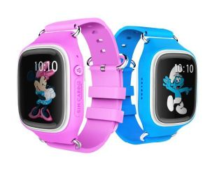 GPS Tracker Kids Smartwatch Wrist SIM Watch Phone Anti-Lost pictures & photos