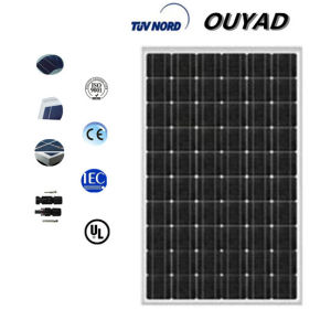 250W High Quality Solar Panel for Solar Home System pictures & photos