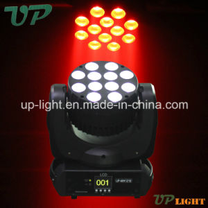 12*10W RGBW 4in1 CREE LED Beam Disco Lighting pictures & photos