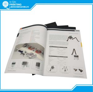 Print Service for Catalogue Book Magazine and Brochure pictures & photos