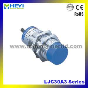 Switch Supplier (LJC30A3 series) Capacitive Proximity Sensor with CE pictures & photos