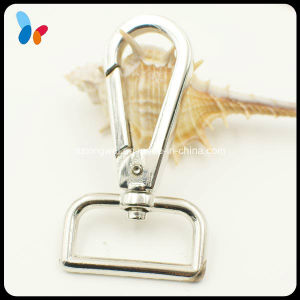 Fashion Silver Zinc Alloy Metal Snap Bag Hook pictures & photos