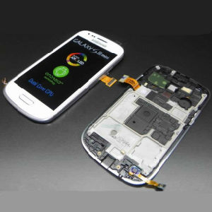 Phone Accessories for Samsung I9300mini LCD Screen Assembly pictures & photos