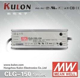 Meanwell Clg-150 12V 15V 24V 36V 48V High Efficiency Pfc Waterproof LED Driver
