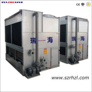 Quality Assurance Square Shape Cross Flow Cooling Tower pictures & photos