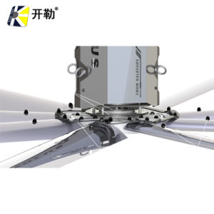 Hvls Large 24ft Big Industrial Ceiling Fan for Plant (KL-HVLS-D8BAA73)