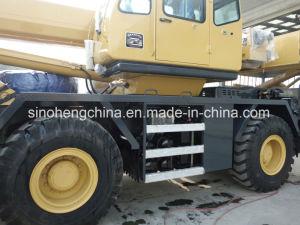 50 Tons Rough Terrain Crane, Mobile Crane Qry50 pictures & photos