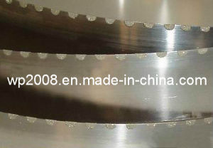 Diamond Band Saw for Semiconductors, Silicon, Sapphire, Glass, Waffer, Stone, Ceramic pictures & photos