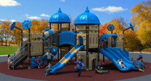 Children Slide Playground Park Equipment pictures & photos