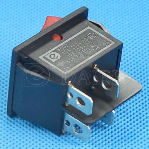 2 Position 4pin T125 Rocker Switch pictures & photos