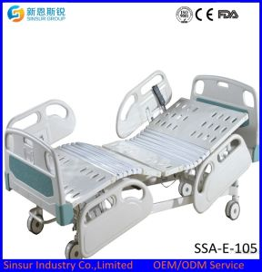 Best Sale High Quality Multi-Function Hospital Use Electric Patient Bed pictures & photos