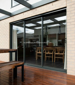 Optional Passive Vent Folding Aluminium Windows and Doors pictures & photos