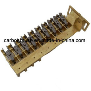 Sourcing High Quality Carbon Brush Holder for Generator pictures & photos