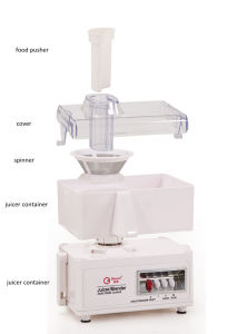 250W Electric Juice Extractor (KD-380) pictures & photos