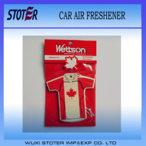 Promotional Customized Paper Car Air Freshener for Advertising pictures & photos